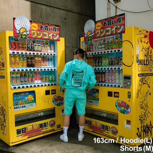Boxed Bottles Hoodie