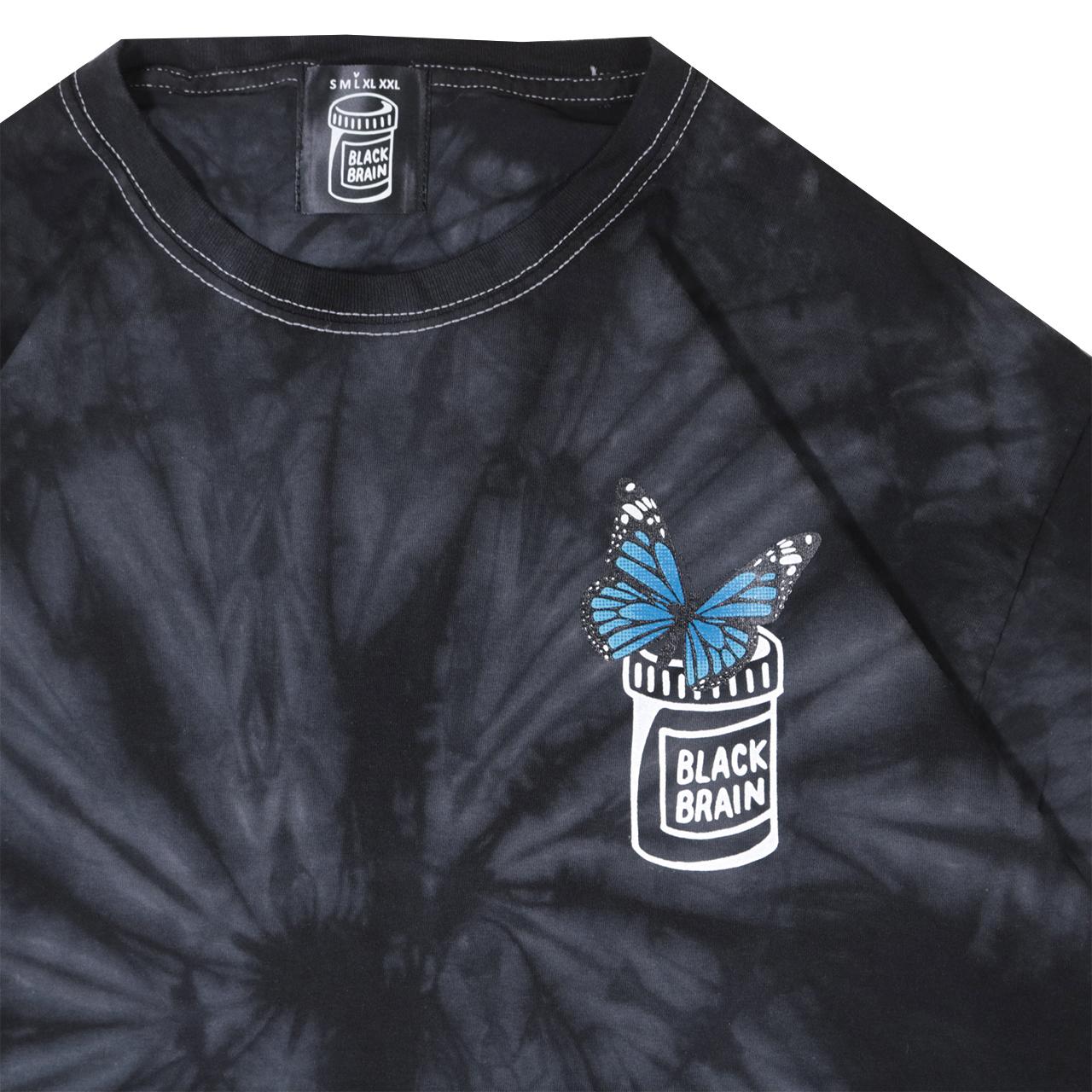 Butterflies Bottle SS Tee