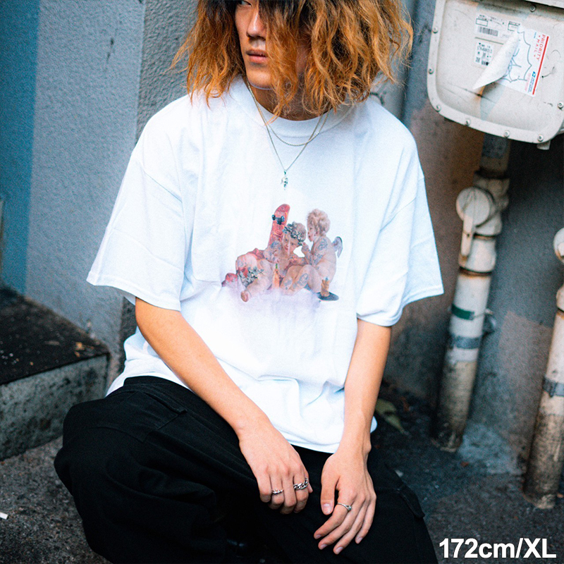 Chillin Angels SS Tee