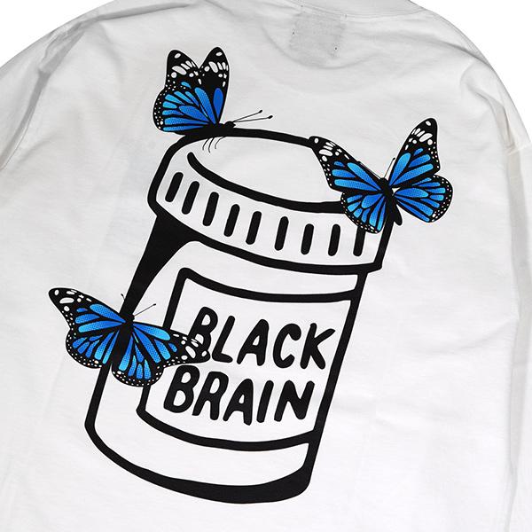 【受注販売】 Blue Butterflies Bottle LS Tee 【受付終了】