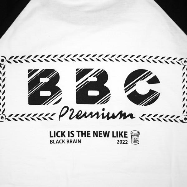 BBC Premium Raglan Tee