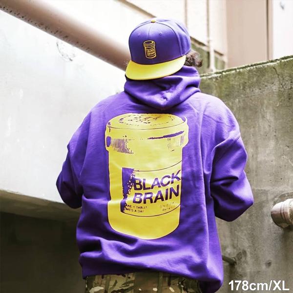B Shaded Hoodie