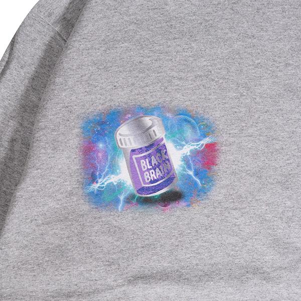 Highly Toxic Pocket LS Tee