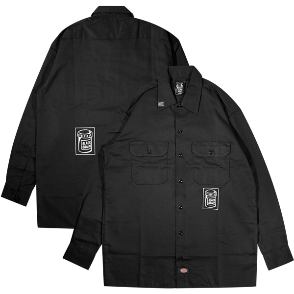 BBC Embroideried Work Shirt