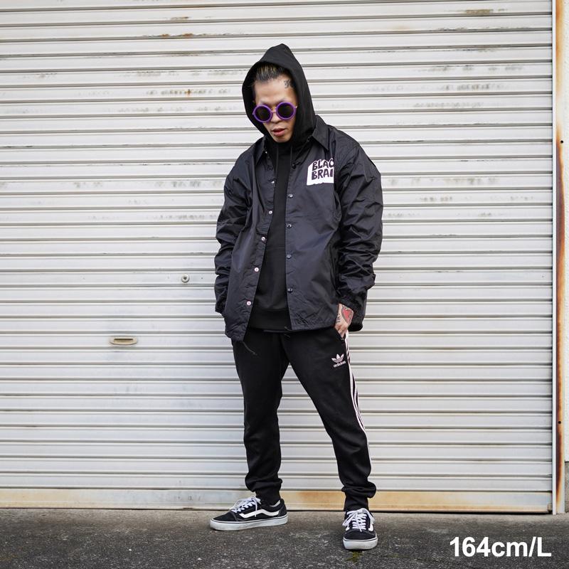 Black Parlour Coach JKT