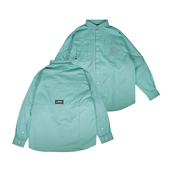 Convertible Jungle Shirt