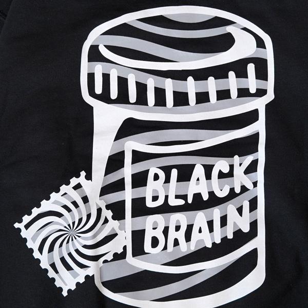Blotter Brain Hoodie