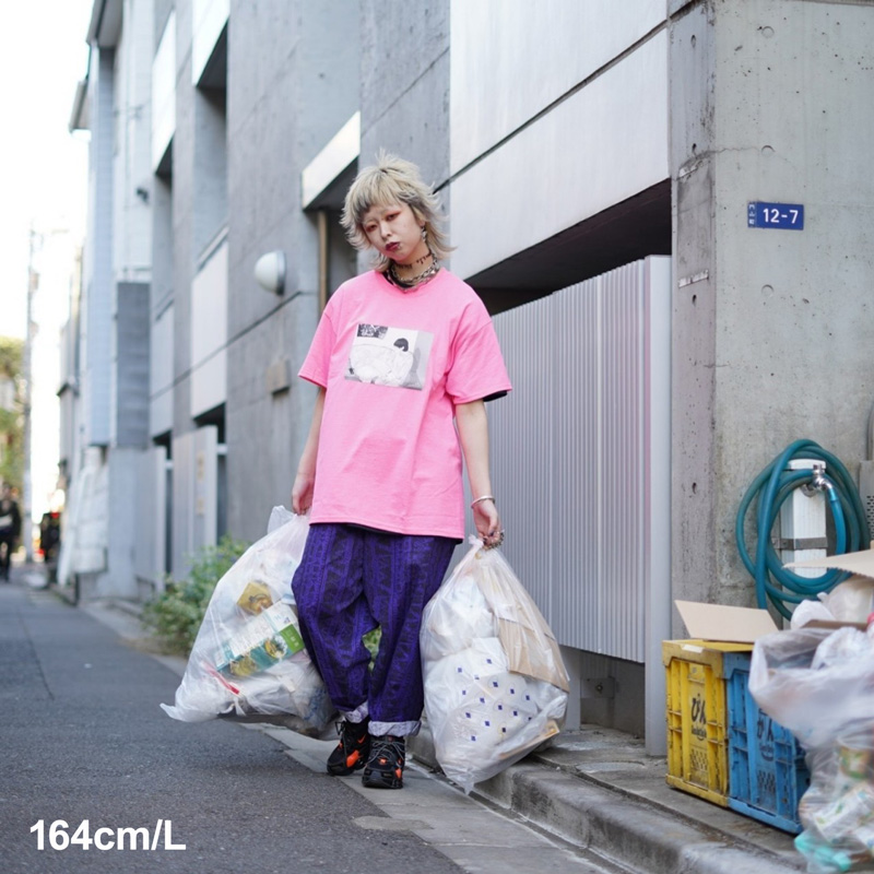 Meth Girl S/S Tee [1/22 19時〜 SALE]