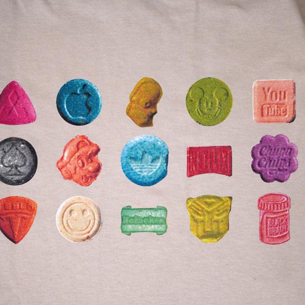 MDMA LS Tee 2.0