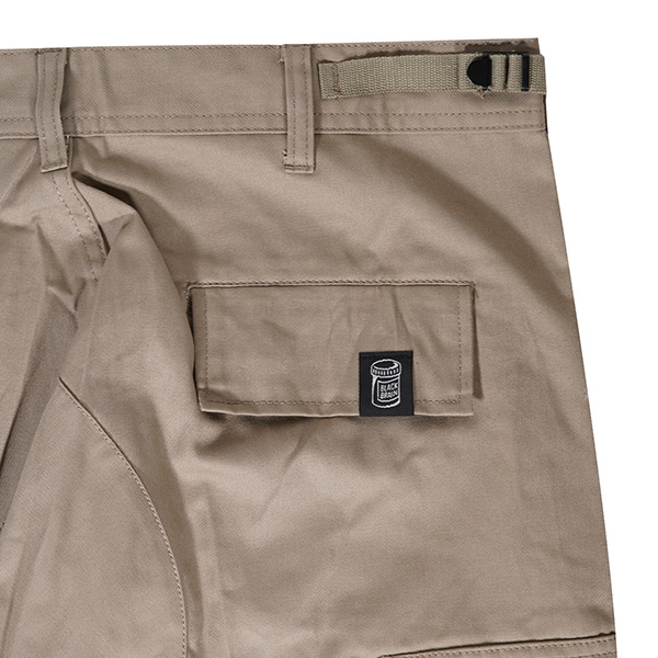 BBC Embroidered Cargo Pants