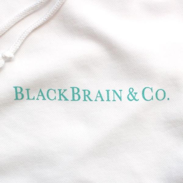 Black Brain & Co. Hoodie