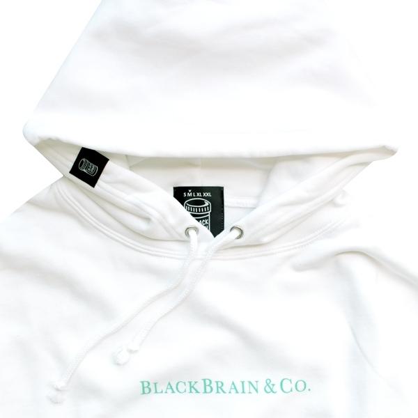 Black Brain & Co.Hoodie