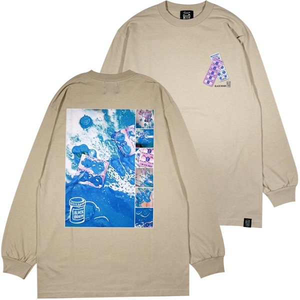 ROHY-BLUE L/S Tee