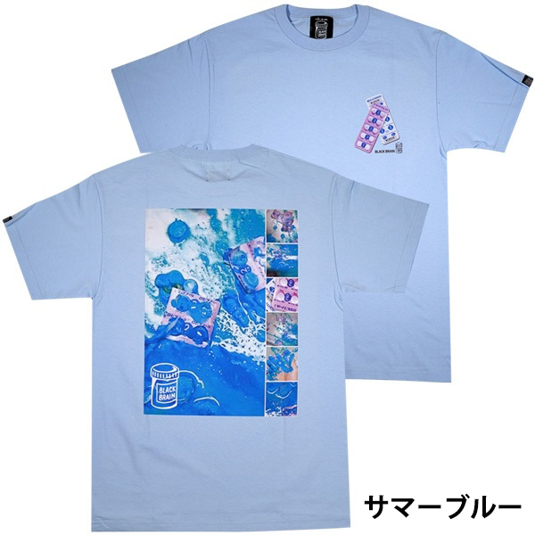 ROHY-BLUE S/S Tee