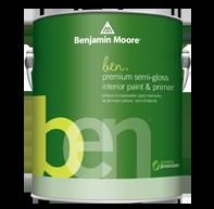 ベン<br>ガロン缶:約3.8リットル(約20m&#178;相当/二度塗り)<br>※在庫限りで販売終了<br>※【白・淡彩色は販売終了】該当の色をご注文のお客様にはお知らせいたします