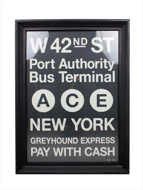 アートフレーム ニューヨーク(A1サイズ)【RA】
