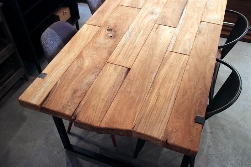 d-Bodhi・セレベス ダイニングテーブル 1600【KE】