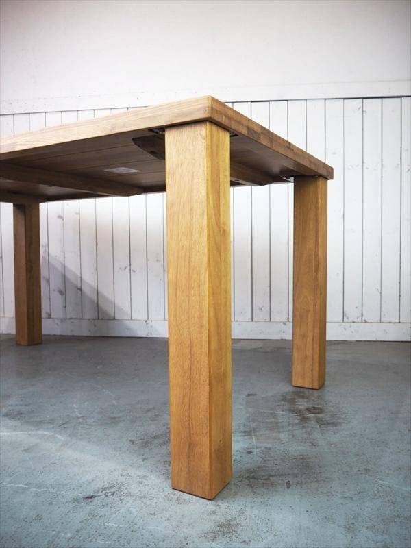 ジョーカー180ダイニングテーブル(オーク)