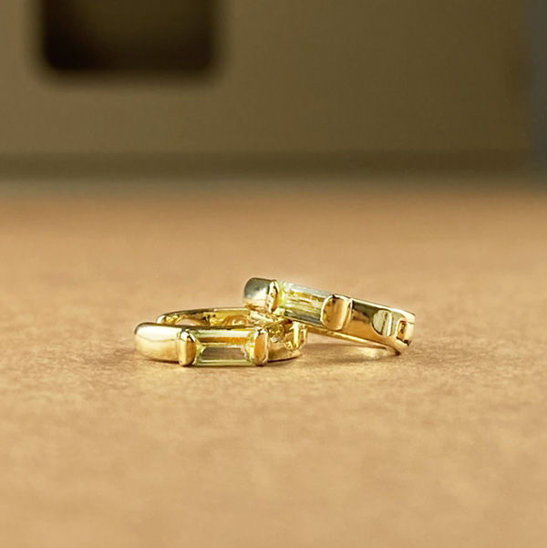 Point ring pierce