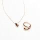 [Set] Honey necklace & ring