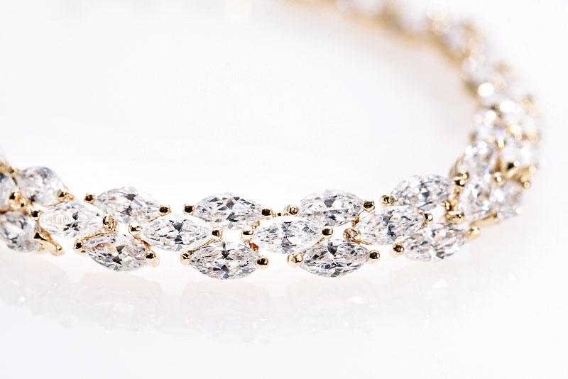 Sparkle elegant bracelet