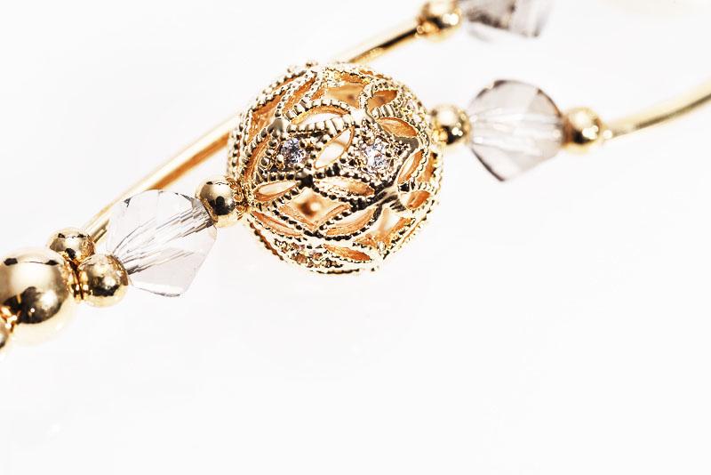 à la carte sphere bracelet