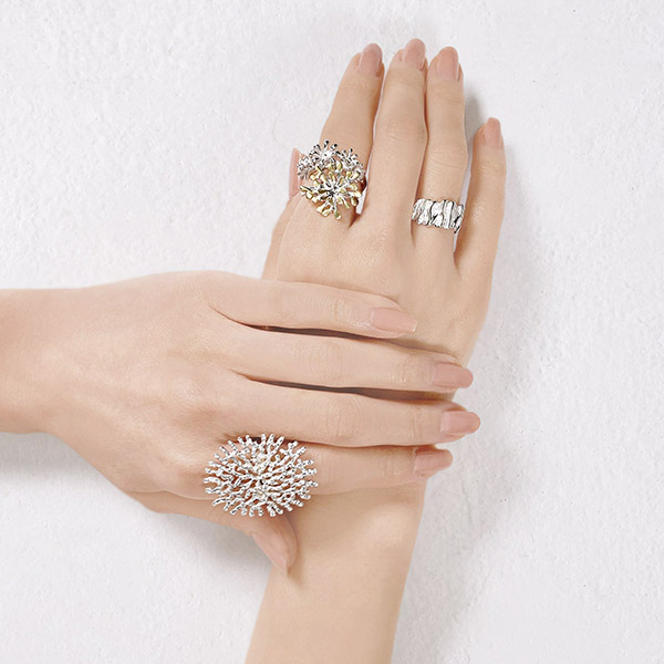 Ring -樹-  silver925