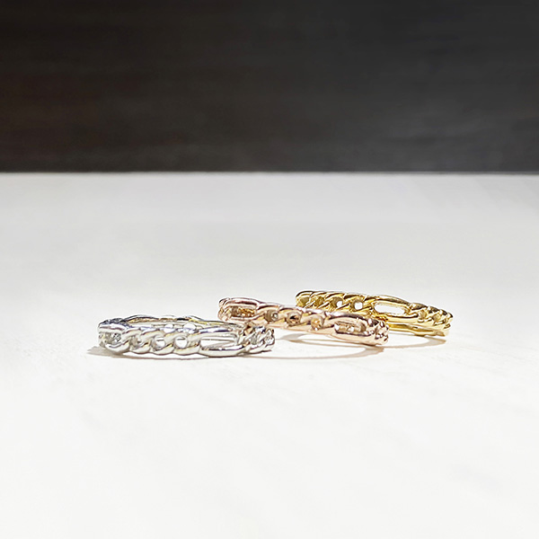 Chain ring(gold)