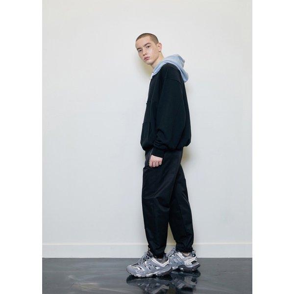 DPRIQUE ディープリーク ストリング ジョガーパンツ マットブラック String Jogger Pants Matte Black