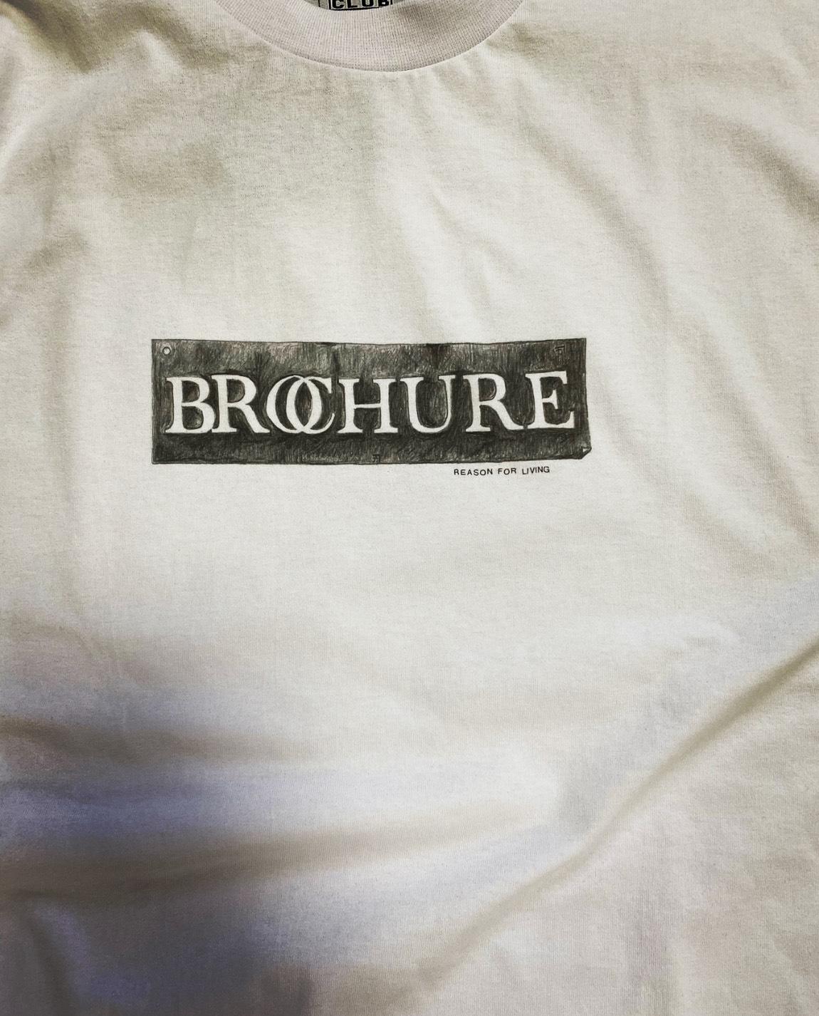 BROCHURE SKETCH LOGO L/TEE