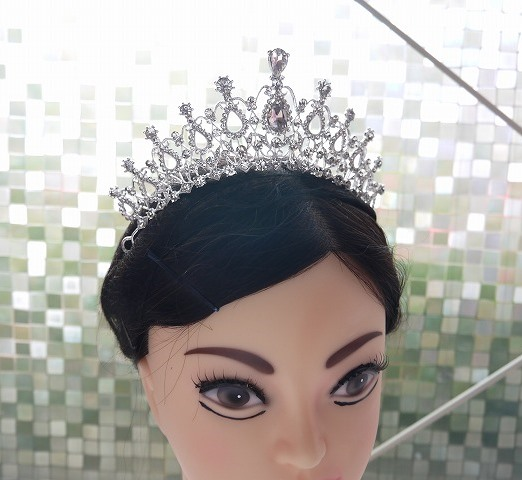 クリスタルビジューティアラ 王妃など 989
