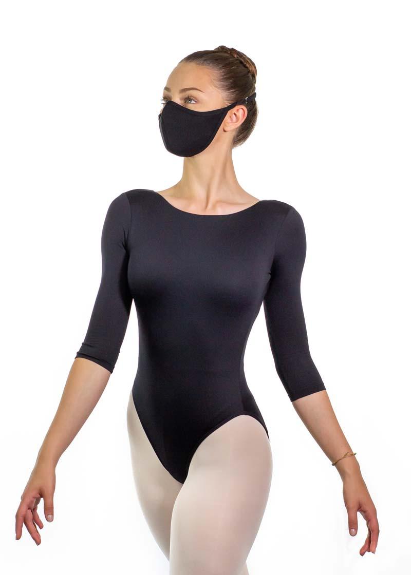 【4型】BalletRosa プロテクティブマスク 01