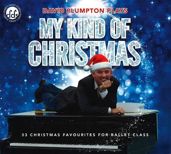 CD   My Kind of Christmas    DAVID PLUMPTON