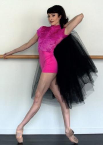 BIG SALE!Ballet Rosa ベロアバイクタード PAULETTA 〜シアラヴォラコレクション〜