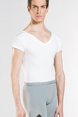 WEAR MOI メンズVネックTシャツ HAXO