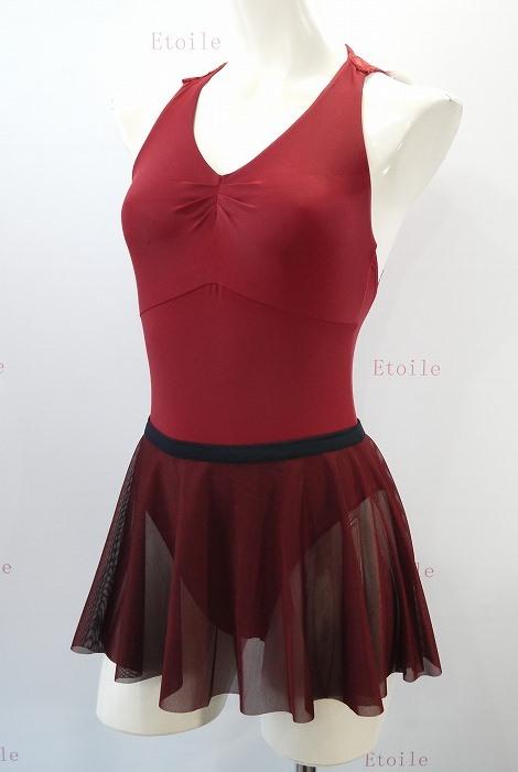 Ballet Rosa リバーシブルプルオンスカート JUNE