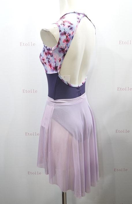 【Chic Ballet】 Carolineレオタード/Rosy Bloom