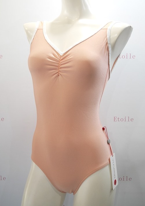 YUMIKO Tiffany N-Peach /V-White (Front)