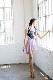 【Chic Ballet】 Briannaレオタード/Midnight Marine Floral