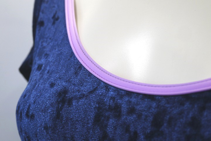 YUMIKO Anna 【HC/Long】 T-Zenith/V-DarkBlue/T-Lilac (B.Panel)