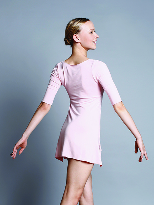 【Bamboo Collection】Ballet Rosa フロントギャザードレス TOSHIMI