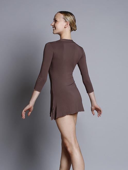 【Bamboo Collection】Ballet Rosa カシュクールドレス FAYE