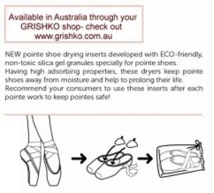 GRISHKO シューズ乾燥剤(湿気取り) 0559