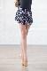 【Chic Ballet】 Belladonnaスカート Coral Garden