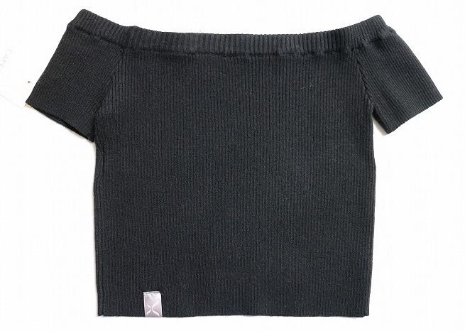 CAPEZIO クロップドセーター 11383W