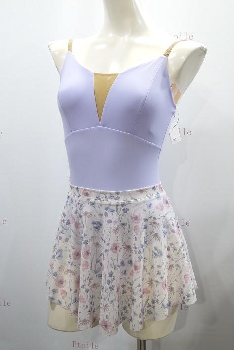 【Chic Ballet】 Alyviaスカート Wildflower