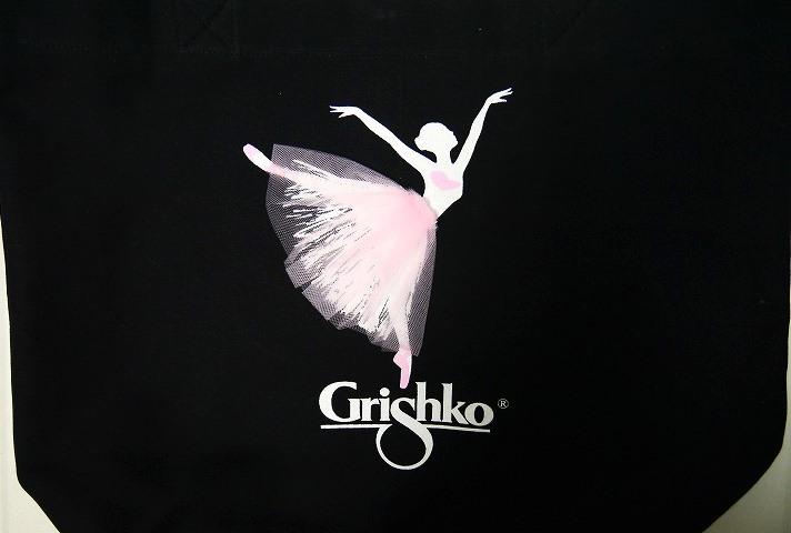 【新色】Grishko チュチュトートバッグ 0226