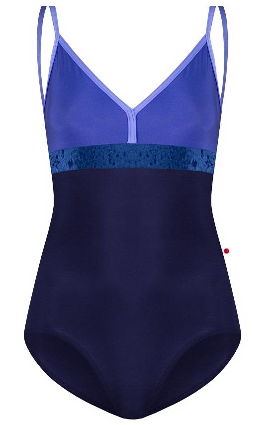 YUMIKO Zoe N-DarkBlue/N-Royal/N-Lavender/V-Dark BlueBand (B.Panel)