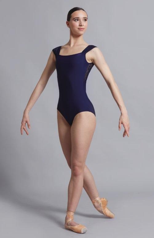 Ballet Rosa  レースレオタード DAUPHINE ドフィーネ