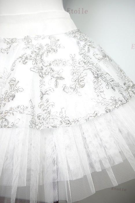 【新色】BLOCH(ブロック) チュチュオーバーレイ【衣裳デコレーションパーツ】 R0200M